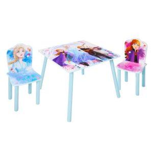 Kindertafel Disney Blauw MDF