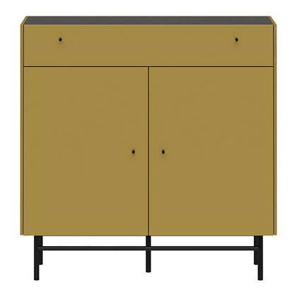 Commode Germania Geel Hout