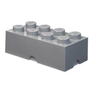 Opbergbox kinderkamer LEGO Grijs Polypropyleen