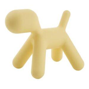 Kinderstoel Magis Geel Polymeer