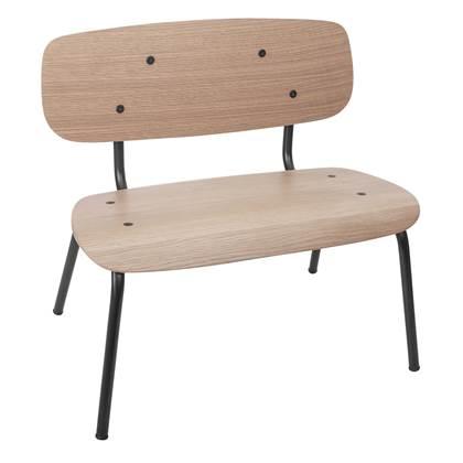 Kinderstoel Sebra Hout Hout