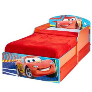 Peuterbed Worlds Apart Rood MDF